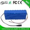 18650 11.1V 14400mAh Li Ionenbatterie für bedientes LED-NENNWERT Licht