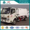 Camion di immondizia del compressore di Sinotruk HOWO 4X2