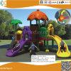 Высокое качество для использования вне помещений пластиковые игровая площадка для детей