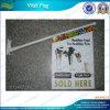 Изготовленный на заказ двойные, котор встали на сторону флаги стены PVC печатание пластичные (T-NF14P03005)