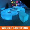 Chaise lumineuse rechargeable de la décoration Qualité-Assurément LED LED