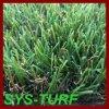 V-vorm 3 het Kunstmatige Gras van de Kleur voor Tuin