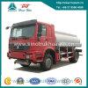SinotrukはHOWO 4X4すべて給油のトラック266HPを運転する