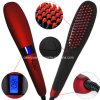 2016 Novo Design Nasv-300 Ceramic Heat Ionic Technology Hair Iron Beauty Star Hair Straightening Brush with LCD Display