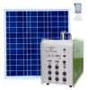 Novo tipo produtos portáteis Szyl-Slk-7040 do sistema de iluminação da potência solar