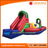 Ballon de football gonflable 2018 exécutant Obstacle Bouncer (T9-256)