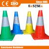 Bianco / arancio / giallo / verde / blu in PVC Cono