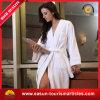 De professionele Badjas van het Koraal van de Badjas van de Verkoop van de Badjassen van de Wafel Goedkope Hete