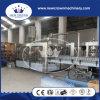 Máquina de relleno de agua pura de polígono con rueda de marcación dinámica y baja gravedad