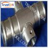 금속 파일 캐비넷 부속 CNC 기계로 가공 부속