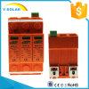 Protection contre la foudre photovoltaïque de panneau de système solaire de C.C 1000V 20ka/3p de protecteur Sup2-3