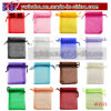 Premium Organza sacs-cadeaux faveur de mariage Bijoux sacs (W1021)