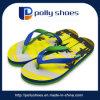 De Open Gele Pantoffels van uitstekende kwaliteit van EVA van de Mensen van de Teen Goedkope In het groot