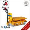 Tabella di elevatore elettrica mobile con capienza di caricamento 500kg