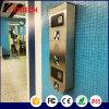 공항 전화 공항 보안 커뮤니케이션 Knzd-17 지하철 전화