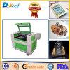 cuir de machine de découpage de laser de CO2 de la commande numérique par ordinateur 6090 100W, acrylique, papier