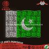 LED de haute qualité 220V au large du drapeau national du Pakistan pour les lumières décoratives