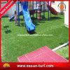 庭およびホームのための柔らかい美化の人工的な芝生の草