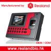 Registratore biometrico dell'orologio di presenza di tempo del sensore dell'impronta digitale di Realand