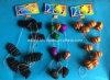 Halloween Glitter Pumpkin, Bat e Skull Strings Decoration (DH004)