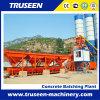 熱い販売の構築機械50m3/Hは混合された具体的な混合プラントを用意する