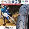 Pneu de bonne qualité de moto du marché de l'Ethiopie (3.50-16, 110/90-17, 3.00-18, 3.75-19)