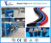 Macchina di nylon dell'ondulatore del tubo della linea di produzione del tubo flessibile del manicotto della protezione del cavo di PA/PA