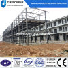 Alto precio prefabricado modificado para requisitos particulares del edificio de la estructura de acero de los suelos de Qualtity 2