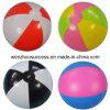 Bola de playa inflable del PVC