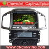 Reprodutor de DVD do carro para o reprodutor de DVD puro do carro do Android 4.4 com a tela de toque capacitiva GPS do processador central A9 Bluetooth para Chevrolet Captiva/Epica (AD-8030)