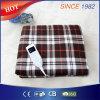 Одеяло мягкой ватки электрическое Heated нижнее с излишек предохранением от жары