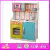 2014 Kitchen di legno Set per Kids, Children Kitchen Play Toys Educational Game, Hot Sale Toys Kitchen Set per Baby W10c078