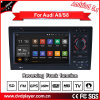 Android GPS Navigatior para Audi A8 / S8 DVD Player com GPS RDS Bt 3G / WiFi DSP Radio