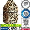 Pelliccia di lusso del leopardo della peluche del CE per il coperchio caldo della bottiglia di acqua