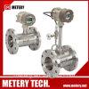 Compteur de débit de turbine de carburant diesel de technologie de Metery Mt100tb