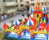 Città gonfiabile di Funland per Kids, Inflatable Castle