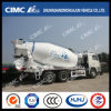 Cimc Huajun 10-16cbm 6*4 Concrete Mixer Truck