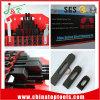 キットを締め金で止めるか、またはセットを締め金で止める良質58PCSデラックスな鋼鉄