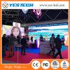 Im Freien farbenreiche Bildschirmanzeige LED-P4, die Panel bekanntmacht