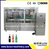 Embotelladora de relleno carbónica automática del agua de soda