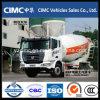 Camion del miscelatore di C&C 6X4