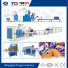 Produto Industrial T300-F Central-Filled Toffee Candy tornando Line