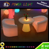 Colore Change LED 1 Seat Sofa per Nightclub