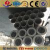 6005 pipes de l'aluminium T4 profile le tube d'extrusion de l'aluminium 6082