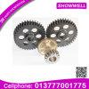 Подгонянная шестерня при CNC подвергая роторный тип механической обработке коническое зубчатое колесо в Китае планетарном/шестерне передачи/стартера