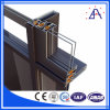 Alto Popular Aluminum Profile per Curtain Glass/Aluminium Frame