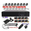 CCTV System Dh3208ksc do CCTV DVR System de 8CH H. 264