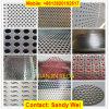 China Bom preço AISI 304 Aço inoxidável perfurado folha / bobina / faixa / cinto