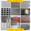 China Buen Precio AISI 304 Acero Inoxidable Hoja Perforada / Bobina / Franja / Cinturón