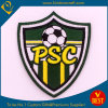 Logotipo de mano Hecho fútbol de encargo del casquillo bordado Parche